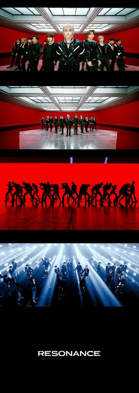 "NCT to premiere the performance of the new song ""RESONANCE"" at ""MAMA"" on the 6th. .. .."
